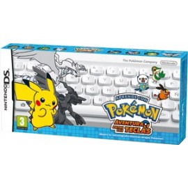 Nds Pokemon: Aventuras entre las Teclas