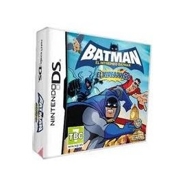 Nds Batman: El Intrepido Batman