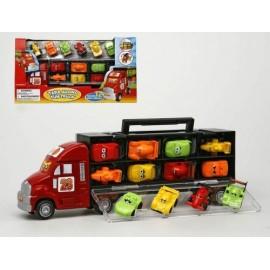 Camion con Minicoches