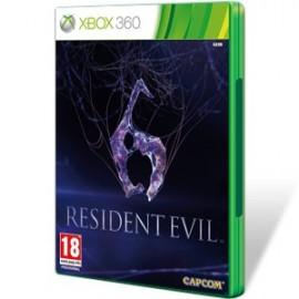 360 Resident Evil 6
