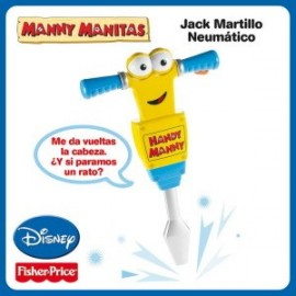 Jack Martillo Manny Manitas
