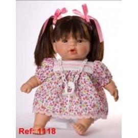 Muñeca Celia Mini Coletas