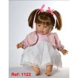 Muñeca Jenny Abrigo