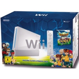 Nintendo Wii + Inazuma Eleven Strikers
