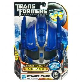 Careta Mascara Transformers 3D
