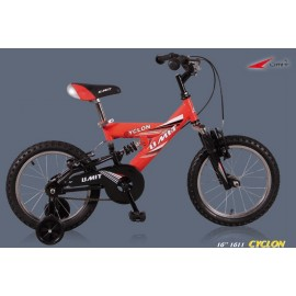 """Bicicleta 16"""" Cyclon"""