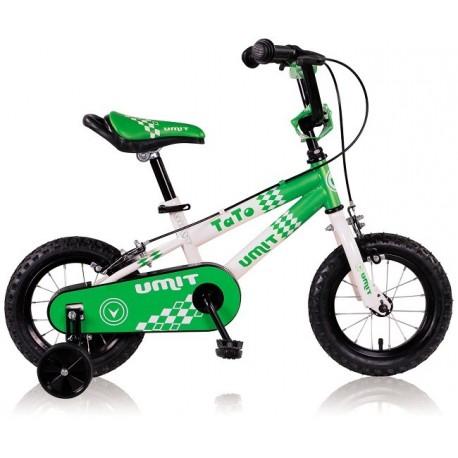 """Bicicleta 12"""" Tato Verde"""