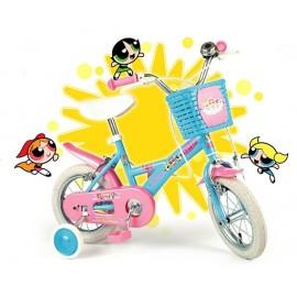 "Bicicleta 12"" Supernenas"