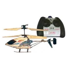 Helicoptero con Maletin de Aluminio