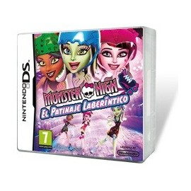 Nds Monster High: El Patinaje Laberíntico