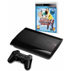 Playstation 3 Slim 500GB. + Sports Champions 2