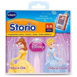 Juego Storio Princesas