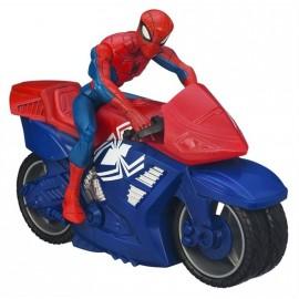 Vehiculo Spiderman