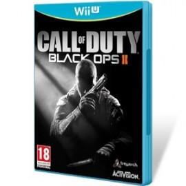 WiiU Call Of Dutty: Black Ops II