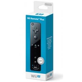 WiiU Mando Remote Plus Negro