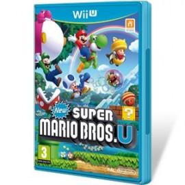 WiiU Super Mario Bros U