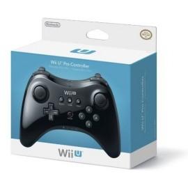 WiiU Mando Pro Controler Negro