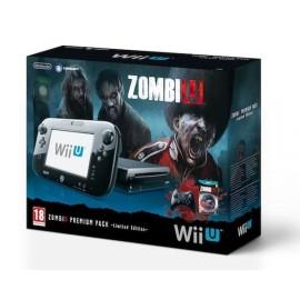Nintendo Wii U 32gb. Premium Edicion Zombi
