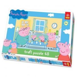 Puzzle 48 Peppa Pig