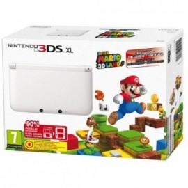 Nintendo 3ds XL Blanca + Super Mario