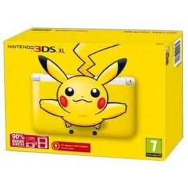Nintendo 3ds XL Edicion Picachu
