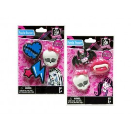 Blister Gomas Monster High