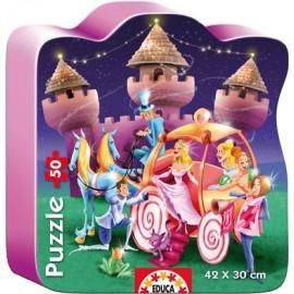 Puzzle 50 Princesas