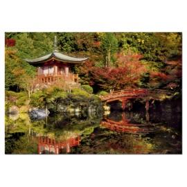 Puzzle 1500 Templo Daigo-Ji