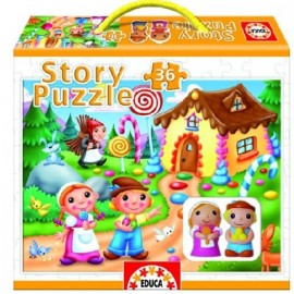 Puzzle 36 Story