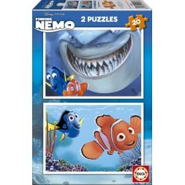 Puzzle 20x2 Nemo
