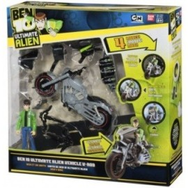 Vehiculo Ben10 Ultimate Alien