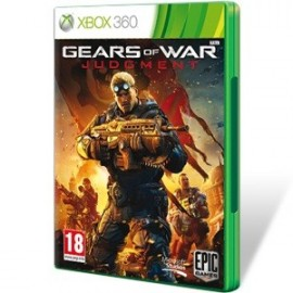 360 Gears of War: Judgment