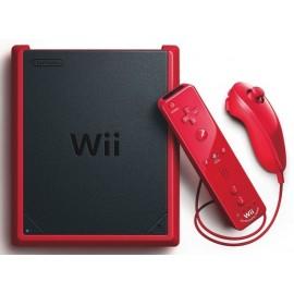 NIntendo Wii Mini Roja