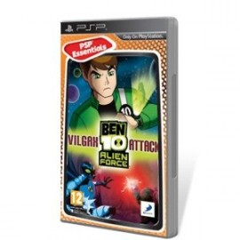 Psp Ben10 Alien Force Vilgax Attacks