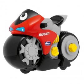 Moto Ducati 1199 Turbo