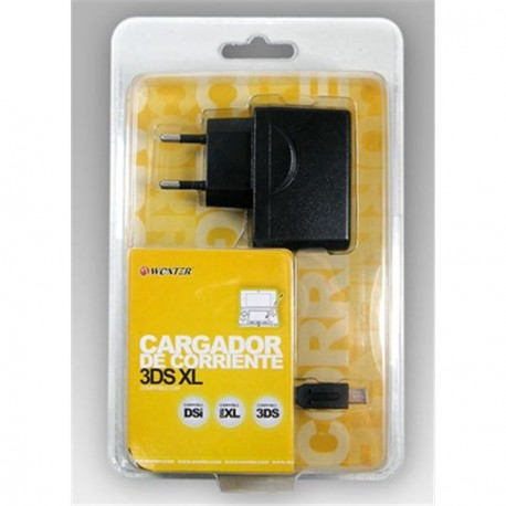 Cargador 3ds-DS-XL