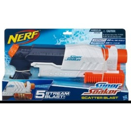 Super Soaker Scatter Blast