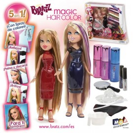 Bratz Magic Hair Color