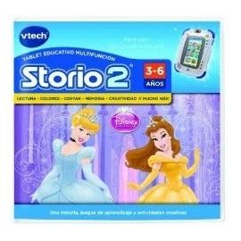 Juego Storio 2 Princesas Disney