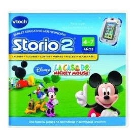 Juego Storio 2 Mickey
