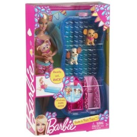 Barbie Perritos Nadadores