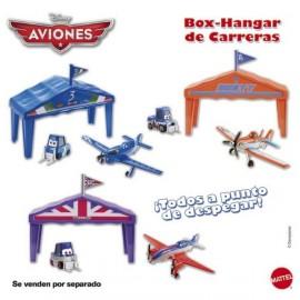 Planes Hangar Chupacabra