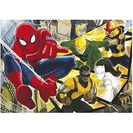 Puzzle 60 pz. Spiderman