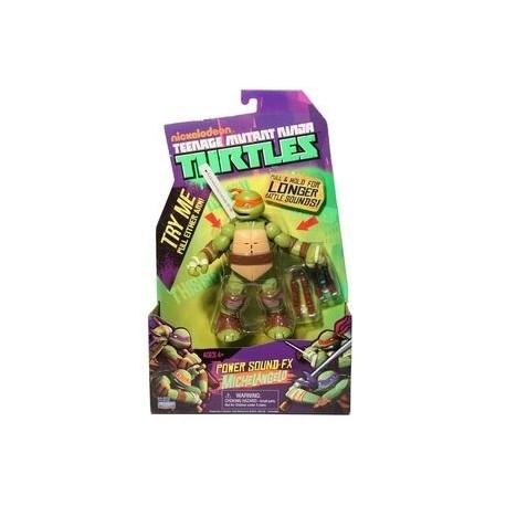 Tortuga Ninja con Sonido