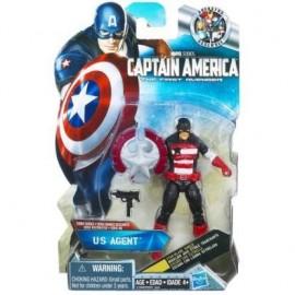 Figura Capitan America Surtida