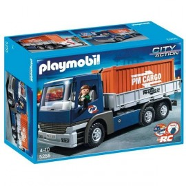 Camion Contenedor Playmobil