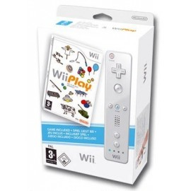 Mando Remoto + Juego Wii Play