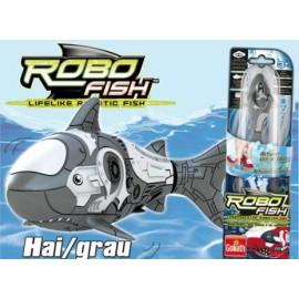 Robo Fish Gris
