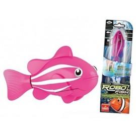 Robo Fish Rosa