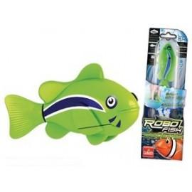 Robo Fish Verde